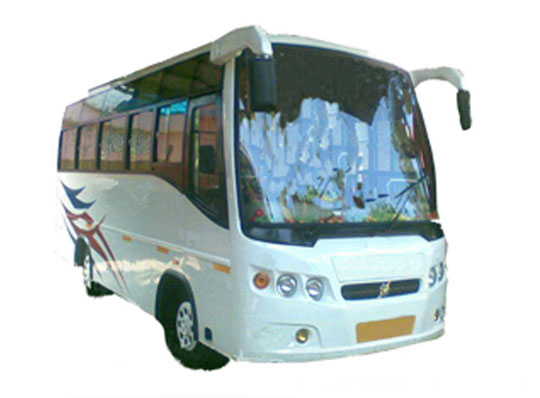 23 seater mini bus rental