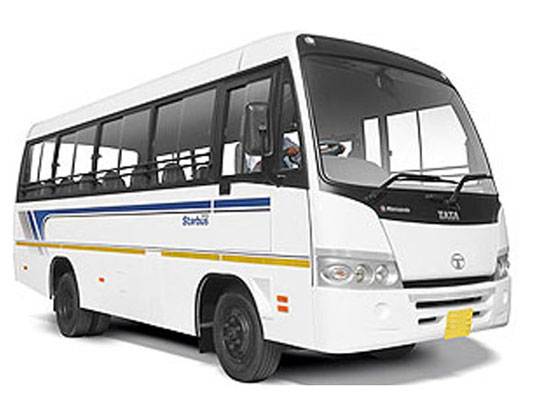 20 seater mini bus rental